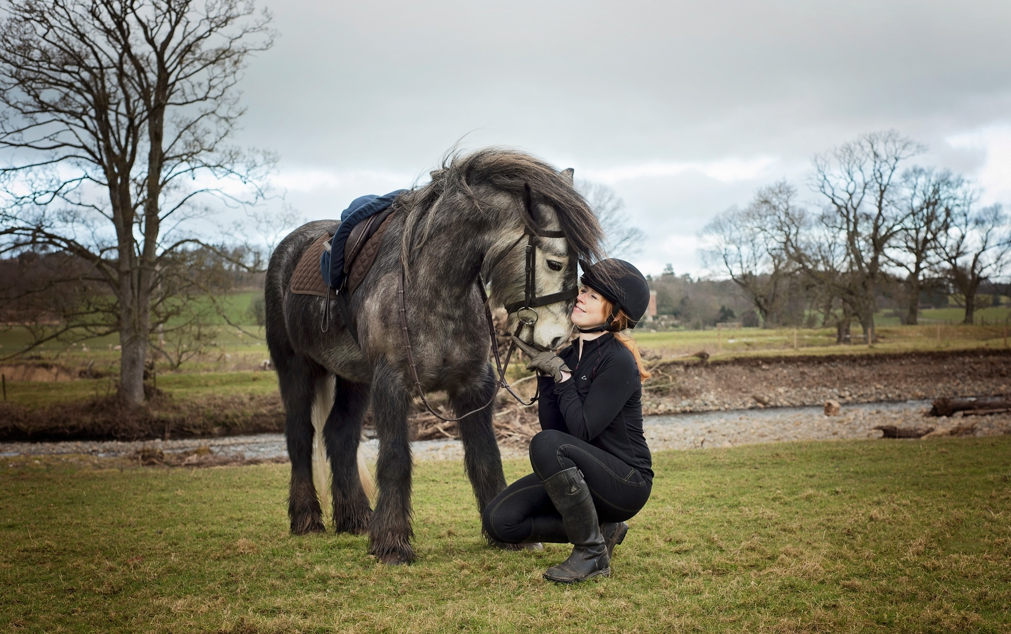 Fell pony project - Mhairi and Tarquin