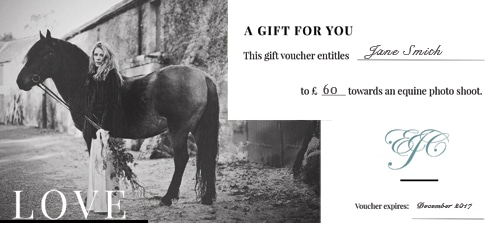 4x8-front-webEquestrian photoshoot gift voucher
