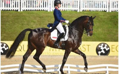 Dressage stars head to Liverpool International Horse Show