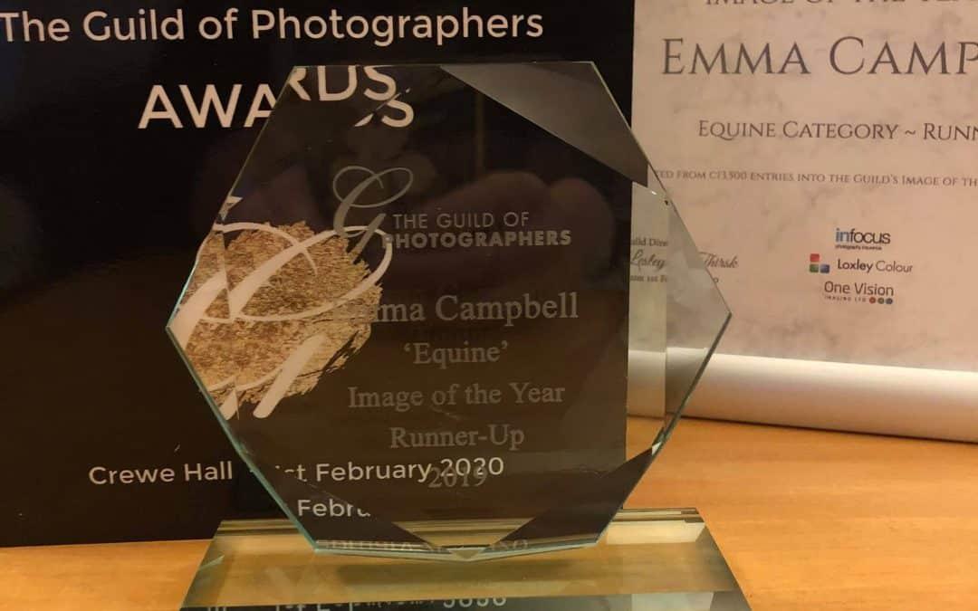 Guild of Photographers Awards night