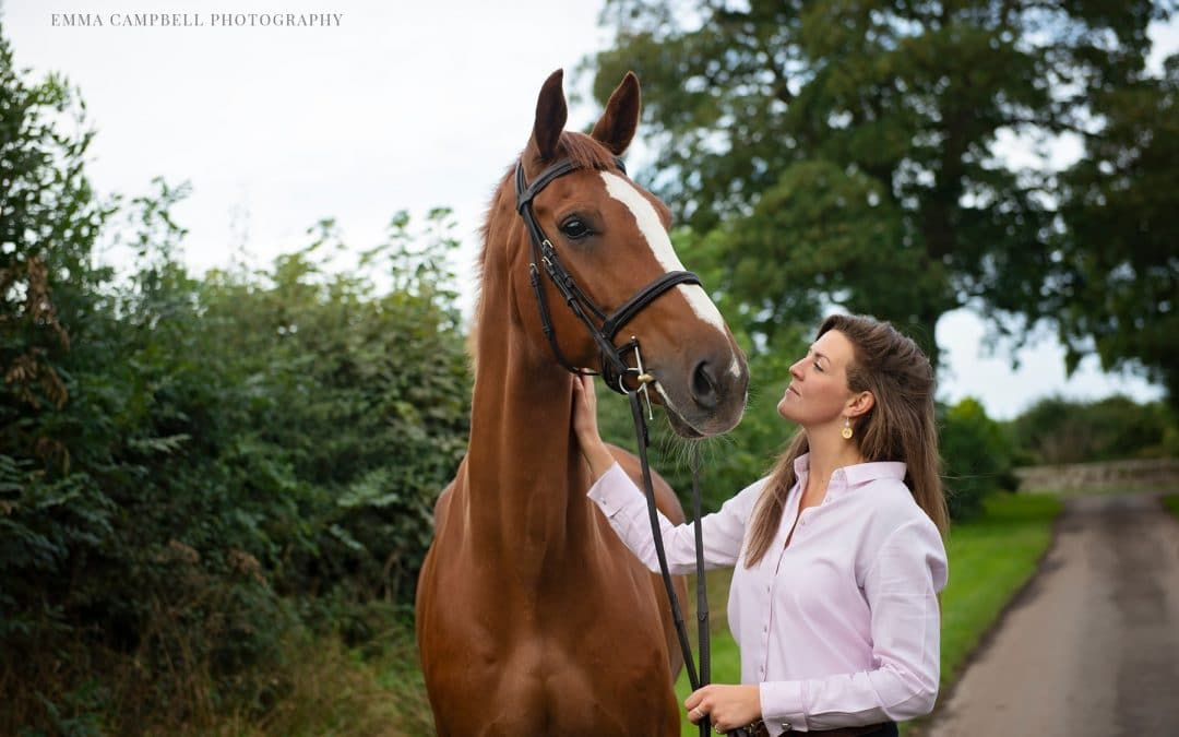 Leanne and Chico's Equestrian Photoshoot