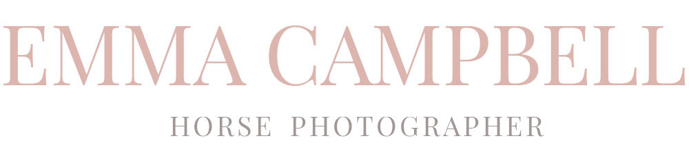 Emma Campbell Horse Photographer